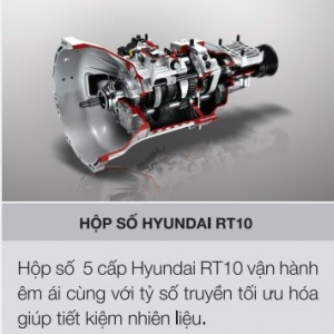 hop so HYundai RT10