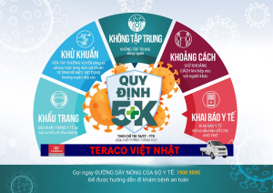Quy dinh 5K teraco